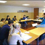 College International de Cannes French Class