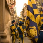 Palio in Siena - Italian Langue School Activity
