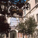 Italian Courses in Florence - School Entrance