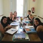 Italian Courses in Salerno - Classroom