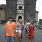Trip to Naples - Italian Courses in Salerno