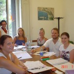 Accademia Italiana Classroom