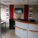 French Courses in Biarritz - School Reception