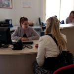 French Courses in Nice - School Reception