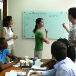 Chinese Courses Classroom