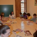 Spanish Summer Courses in Salamanca, Spain - Classroom