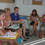 Spanish Camp for Teenagers - Classroom