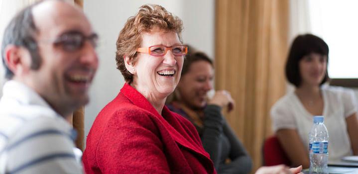 Lnaguage Courses for Seniors
