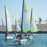 Sailing Spanish Camp Valencia
