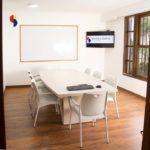 Spanish Course Medellin Classroom