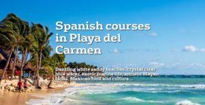 Spanish Courses in Playa del Carmen